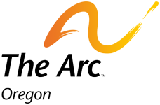 El logo de Arc Oregon